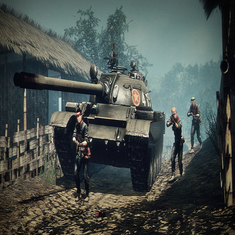 Battlefield Bad Company 2 Ranked