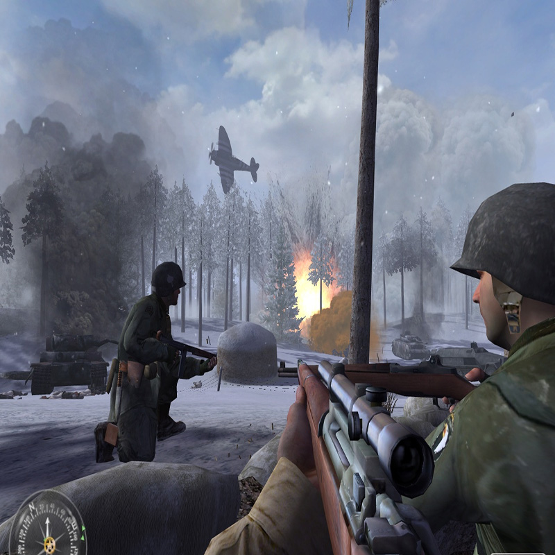 Call Of Duty United Offensive Server Hosting