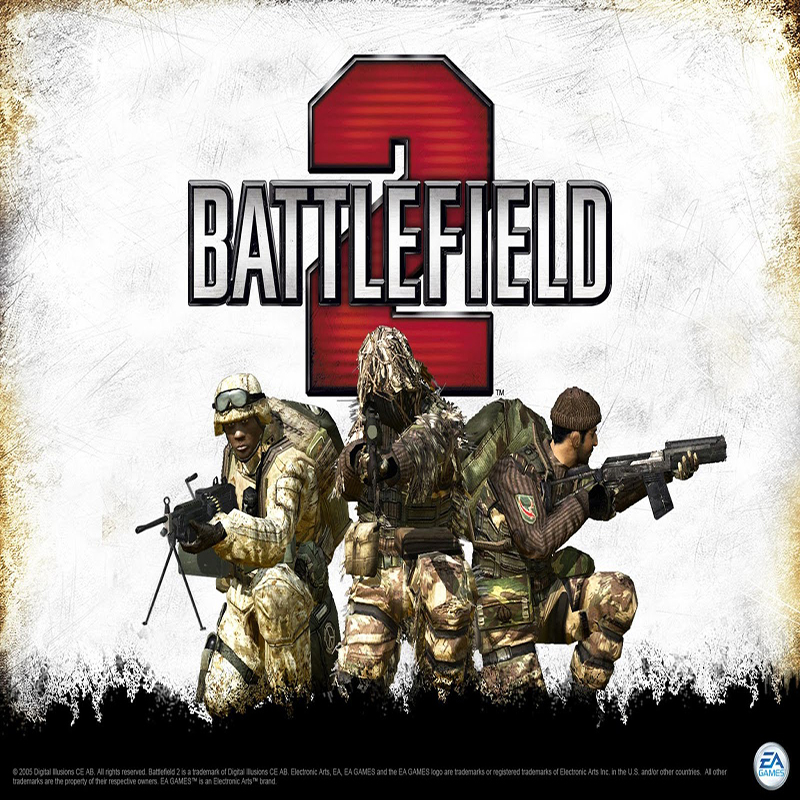 Battlefied 2 Server Hosting