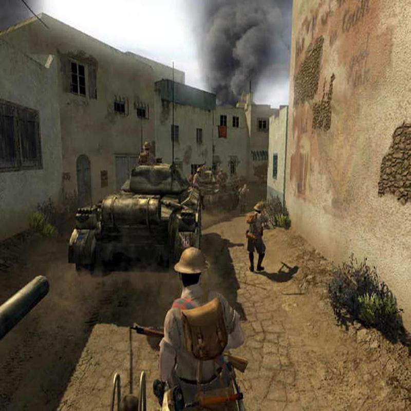 Call Of Duty 2 Server Hosting