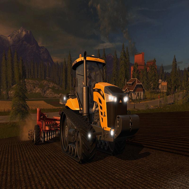Farming Simulator Server Hosting