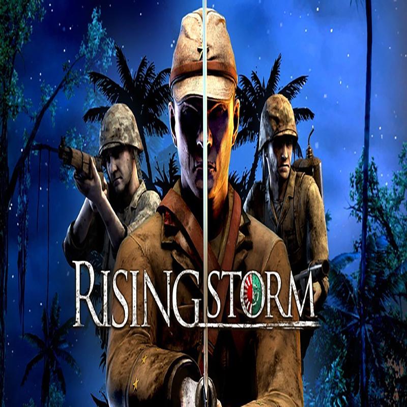 Rising Storm Ranked Server Hosting