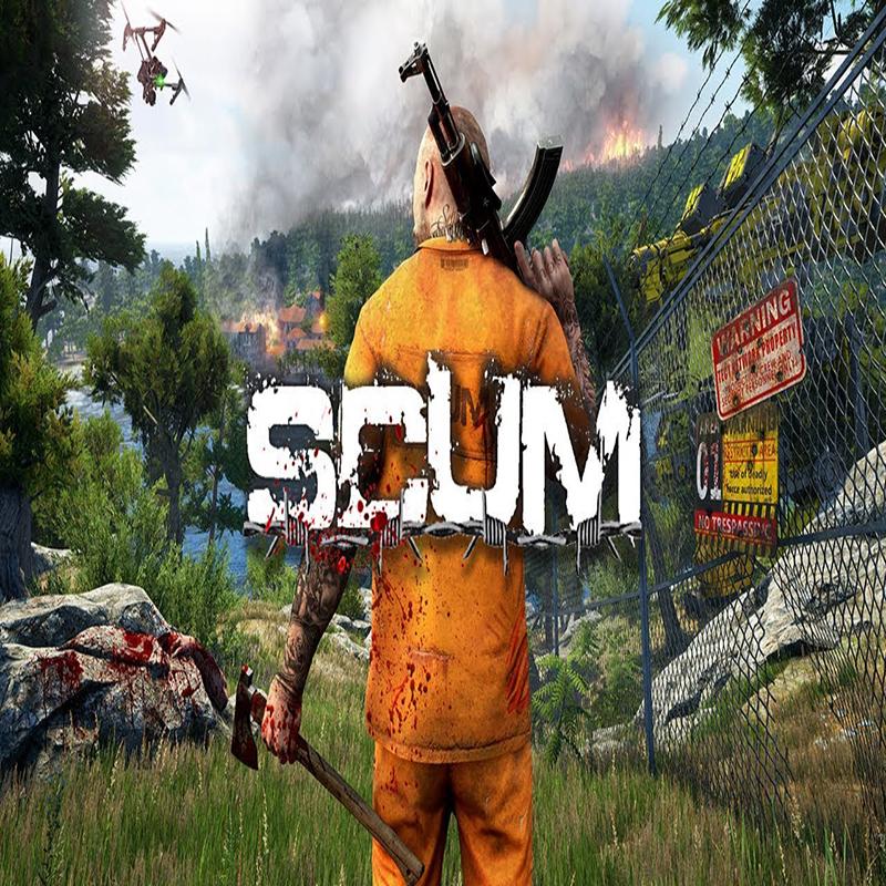 Scum Server Hosting